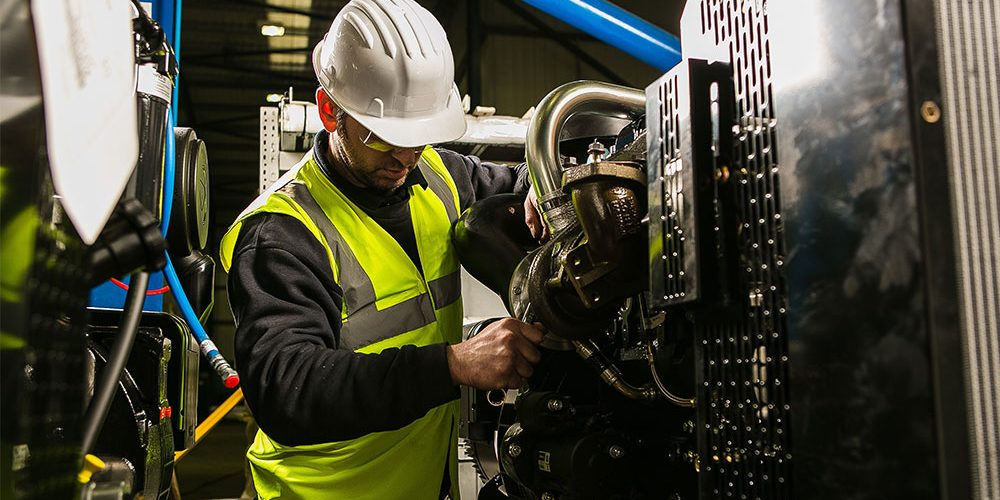 Installation of generators